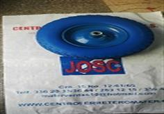 Rueda carretilla marca  Josc