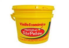 Vinilo Corriente Tipo 2 Marca Tito Pabon.Presentacion en Cuñete o balde